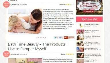 mommy n me magazine3 avjthemescom 01 - Mommy&Me WordPress Theme