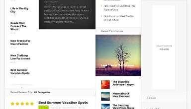 nexus elegantthemes avjthemescom 01 - Nexus WordPress Theme