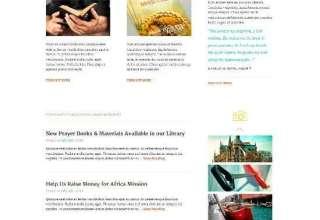 evangelist themefuse avjthemescom 01 - Evangelist WordPress Theme