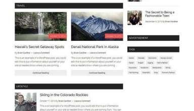 magazine pro studiopress avjthemescom 01 - Magazine Pro WordPress Theme
