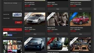 automotive gorilla themes avjthemescom 1 - Automotive WordPress Theme