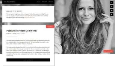 the 411 pro studiopress avjthemescom 01 - The 411 Pro WordPress Theme