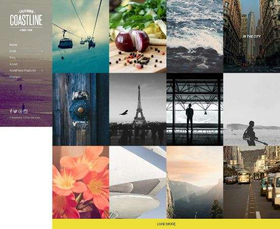 coastline cssigniter avjthemescom 01 - Coastline WordPress Theme