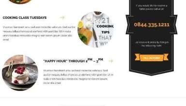 the flavour themefuse avjthemescom 01 - The Flavour WordPress Theme