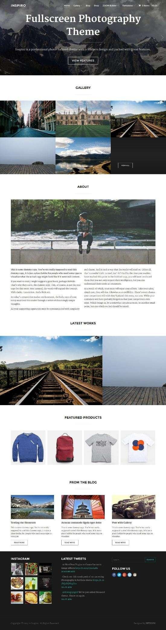 inspiro wpzoom avjthemescom 01 - Inspiro Premium WordPress Theme
