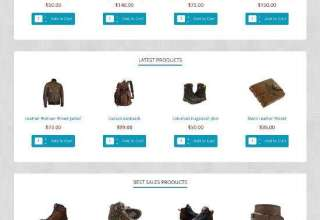 it thestore 5 icetheme joomla - IT TheStore 5 Joomla Template