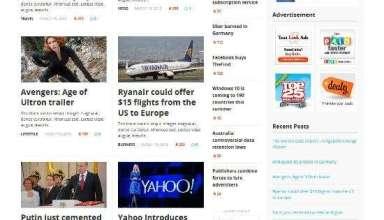 mystery theme junkie magazine news theme 01 - Mystery WordPress Theme