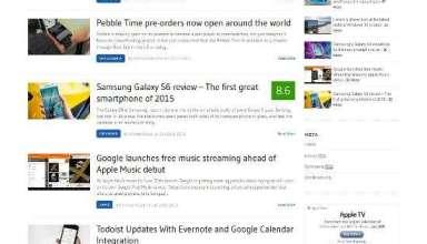 gadgetblog magazine3 tech blog theme 01 - GadgetBlog WordPress Theme