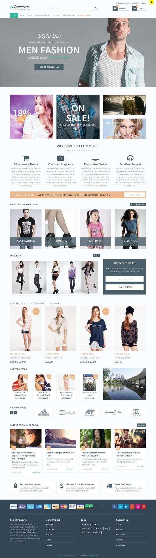 ecommerce mythemeshop wordpress theme 01 - MyThemeShop eCommerce WordPress Theme