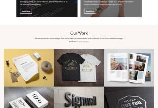 designbiz theme junkie wordpress theme 01 - Designbiz WordPress Theme