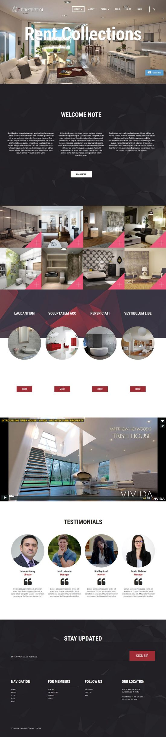 IT Property Joomla Template