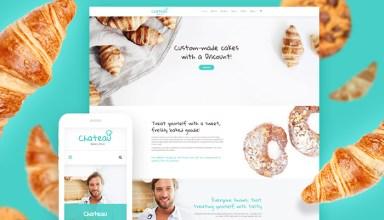 59016 big - Top 20 Food WordPress Themes with Flat Designs 2017