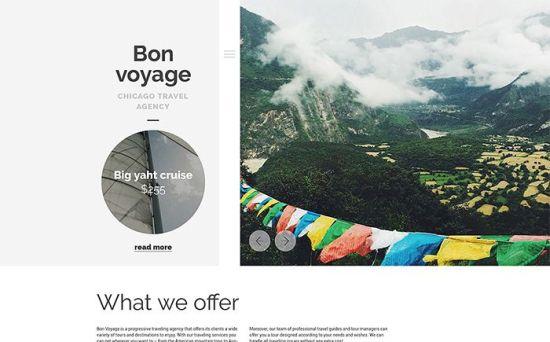 58871 big - Top 10 Best Travel Agency WordPress Themes 2017