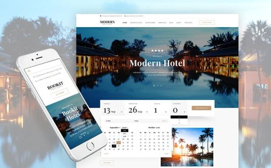 61155 big - Top 10 Best Travel Agency WordPress Themes 2017