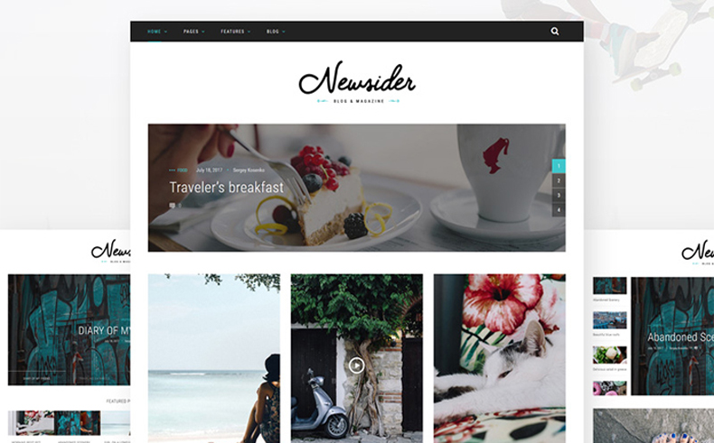 newsider wordpress theme 01 - newsider-wordpress-theme-01