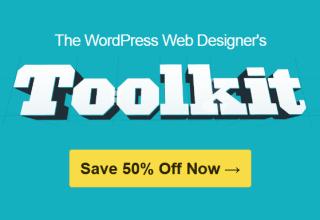 ithemes toolkit - Save 50% Off the iTheme's WordPress Web Designer's Toolkit