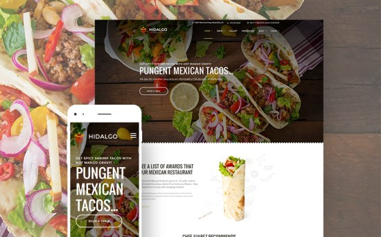59006 big - 17 Mouthwatering Food & Restaurant WordPress Themes