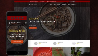 60108 big - 17 Mouthwatering Food & Restaurant WordPress Themes