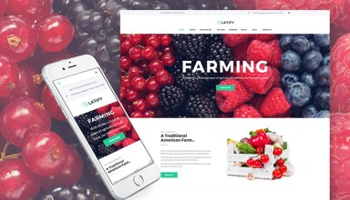 63957 big - Top 7 Eco-Friendly WordPress Themes For Agriculture Businesses in 2018