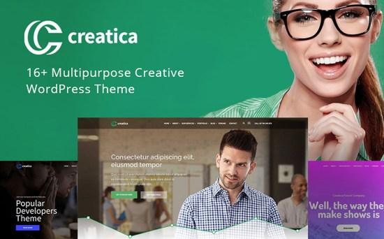 Multi-Profile IT Company Site WordPress Theme