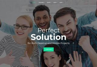69942 big - 10 Modern WordPress Themes with Revolution Slider to Present the Most Popular Topics