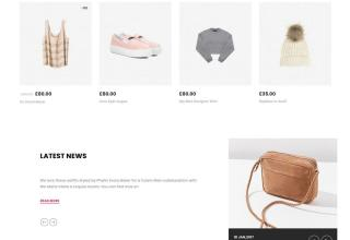 lucia wordpress theme 01 - Lucia WordPress Theme