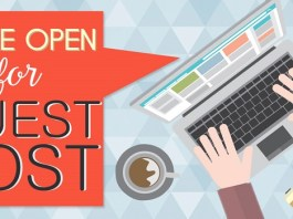 Publish Your own Posts Here! - Guest Post