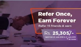 SharkID App - Refer 15 friends &  Earn Rs.25,000+ Paytm Cash (*VERIFIED*)