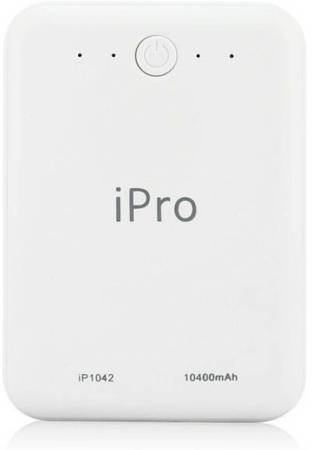 (*Deal*) Ipro 10400 mAh Power Bank at 78% Off on Flipkart