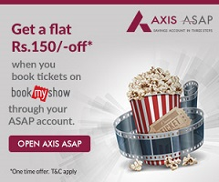 Axis Bank ASAP Savings Account - How to Open Axis Bank ASAP Account Online