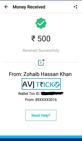 (*500 Rs Proof Added*) RingID App - Get 20 Rs Free Paytm Cash On Signup + 20 Rs Per Refer