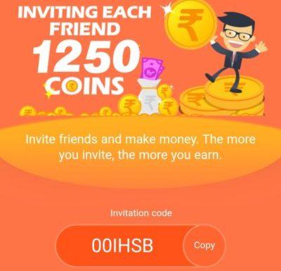RozDhan App - Get 50 Rs On Signup + 5 Rs Per Refer