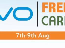 Vivo Freedom Carnival Sale - Huge Discount for Vivo Smartphons, Headphones