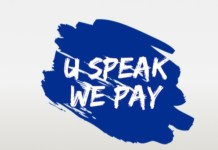 u speak we pay app