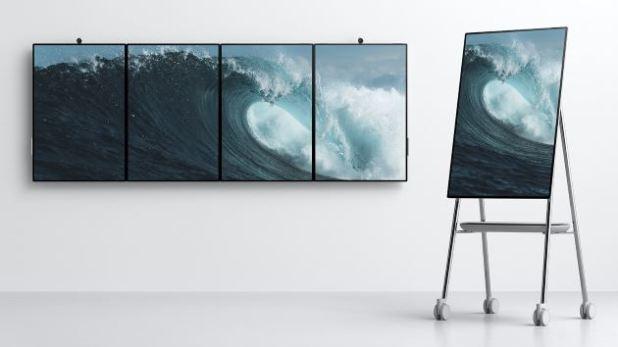 מיקרוסופט הכריזה על Surface Hub 2 ומעלה את הרף של לוחות לבנים דיגיטליים, AVmaster