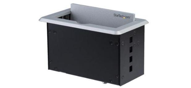 גם ל-StarTech.com יש קופסת תקשורת לקישוריות פשוטה יותר בחדרי ישיבות וחדרי התוועדות, AVmaster
