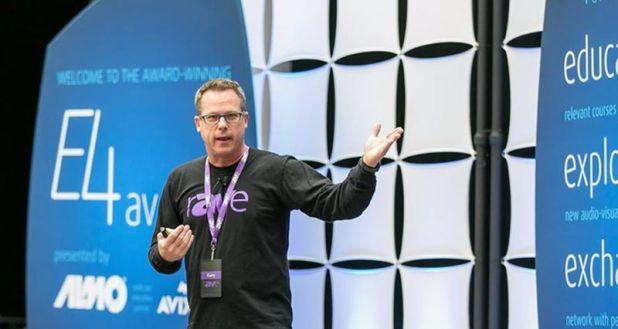 אינפוקום הסתיימה והשגנו ראיון מיוחד עם גארי קיי מ rAVe-pubs על וועידת ה AV הוירטואלית הראשונה, AVmaster