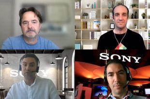 כוורת המוחות של סוני בראיון אחד וכל כך מיוחד, AVmaster
