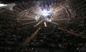 A Recent George Strait Performance in Las Vegas
