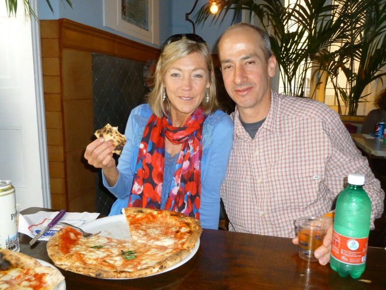 Pizza in Naples!