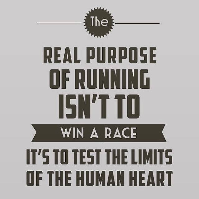 Do You Run To Win?