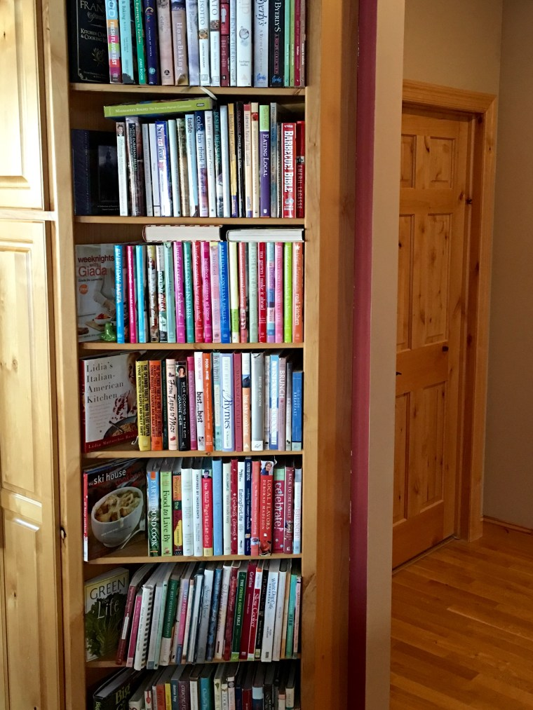 Do you think I have enough Cookbooks:-)