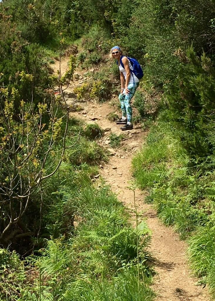 Monterosooa hike