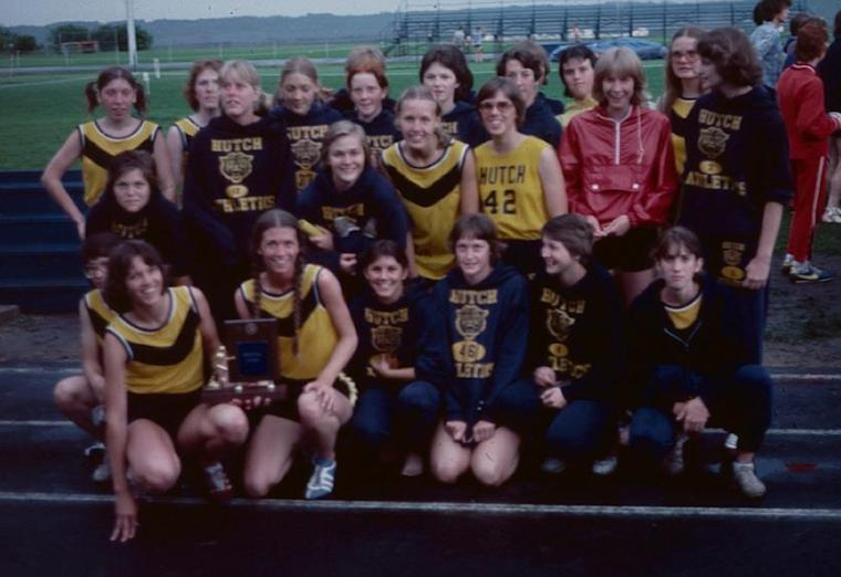 My High-School Track Team