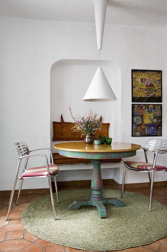 Andalusia  brilliantly restored Spanish interior   Avocado Sweet The