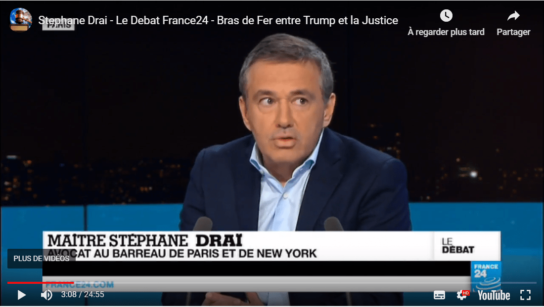 Stephane Drai - Trump