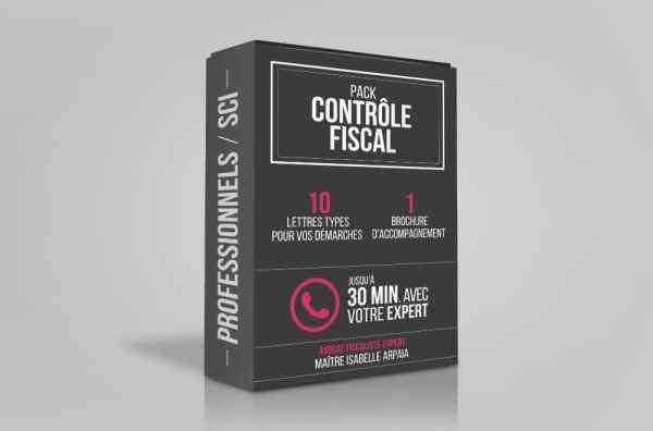 Contrôle Fiscal Modèles Lettres pour Professionnels SCI - Vérification comptabilité, examen sur place - Avocat Arpaia, ancien Inspecteur des Impôts.