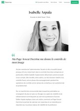 Isabelle Arpaia - Doctrine.fr 1
