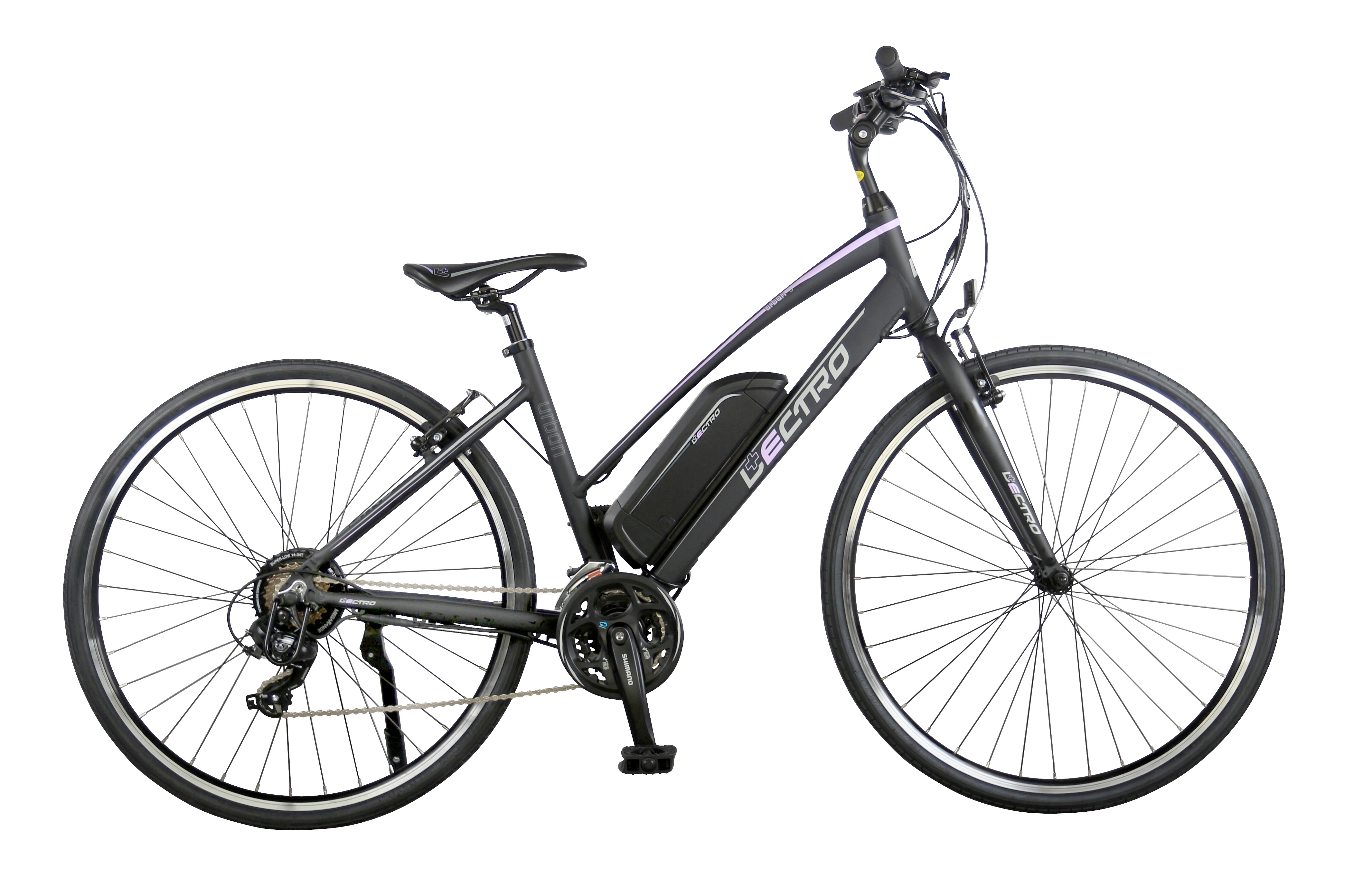 17 Urban Race 21 Speed 36v E Bike 700c Wheel La S