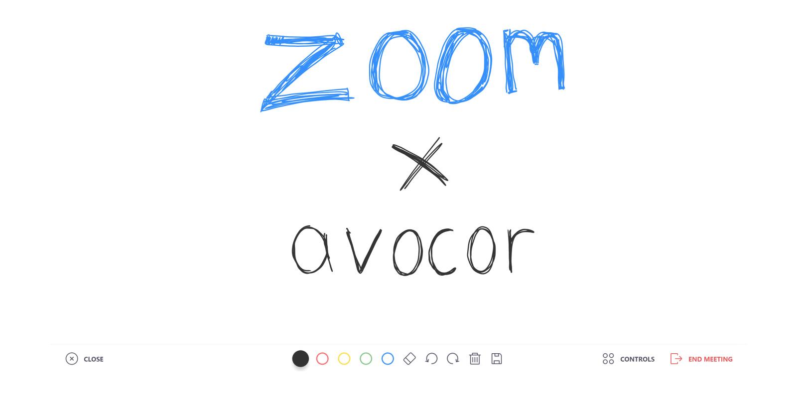 Avocor Whiteboarding
